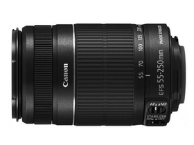 Canon 55-250mm / F4-5.6 EF-S IS II objektiv