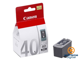 Canon PG40 glava in črnilo, črno iP1600/iP2200/MP150/MP170/MP45