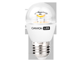 Bec LED Canyon PE27CL6W (E27, 470 Lm, 2.700K, 6W, alb cald)