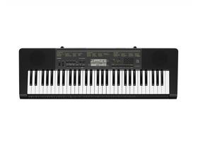 Синтезатор Casio CTK-2200/2400 с динамична клавиатура