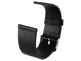 Baseus Classic Buckle Apple Watch popruh 38mm, čierny