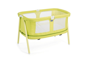 Patut pliabil Chicco Lullago Zip, Lemon Drop