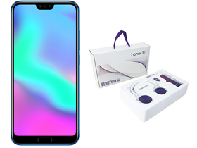 Honor 10 4GB/128GB Dual SIM, Blue (Android)