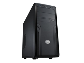 Carcasă Cooler Master Midi Force 500 FOR-500-KKN1, negru