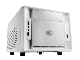 Carcasă PC Cooler Master (RC-120A-WWN1) Elite 120 Advanced mITX, alb