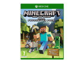 Minecraft Favorites Pack Xbox One játék