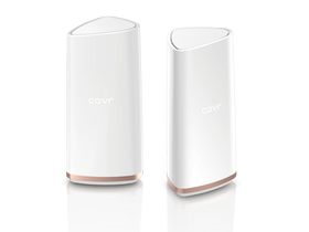 D-LINK COVR-2202 AC2200 Tri-Band Whole Home Mesh WiFi System, 2 bucati