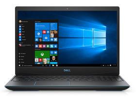 Dell G3 3590 G3590FI5WA1 FHD notebook, fekete + Windows 10 Home