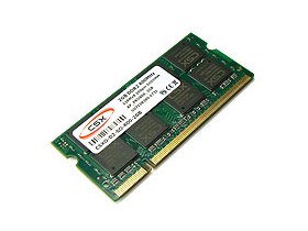 CSX 2GB DDR2 800Mhz Notebook RAM