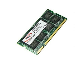 CSX Alpha 2GB DDR3 1333Mhz Standard CSXA-SO-1333-2G памет за лаптоп