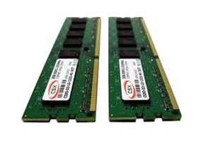 CSX Desktop 4GB (2x2GB KIT) DDR3 (1333Mhz, 128x8) Standard pomnilnik KIT