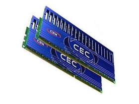 CSX  8GB Kit DDR3 (2x4GB, 1333Mhz) Overclocking Desktop memorija
