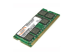 CSX Notebook 4GB DDR3 (1600Mhz, 256x8) SODIMM pamäť