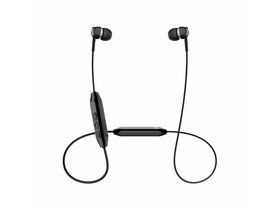 Bluetooth слушалки Sennheiser CX 150 BT, черни