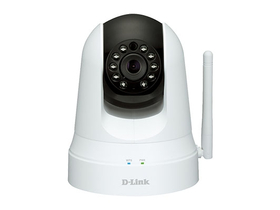 D-Link DCS-5020L Wireless N Éjjellátó PTZ Cloud Kamera + Repeater