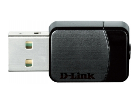 Adaptor USB D-Link DWA-171 Wireless AC750 Dual-Band Nano
