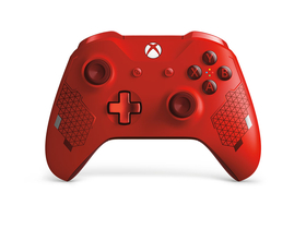 Xbox One Sport Red Edition bežični kontroller