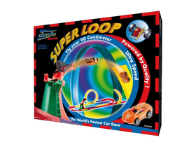 Darda Super Loop Autodráha