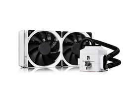 Cooler procesor DeepCool Captain 240 EX white