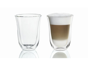 Delonghi Latte Macchiato pohár 2 ks 220 ml