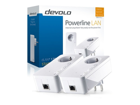 Devolo D 9382 dLAN 1200+ Starter Kit Powerline adaptér