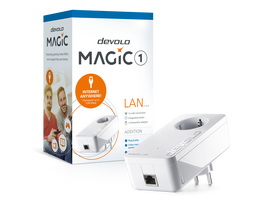 Devolo Magic 1 LAN 1-1-1 Addition adapter