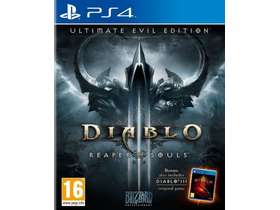 Игра Diablo III (3) Ultimate Evil Edition за PS4