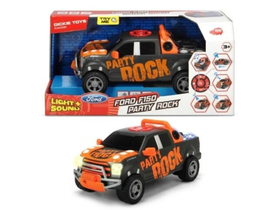 Dickie Toys Racing Ford F150 Party Rock Geländewagen