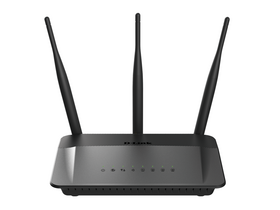Router wifi dual-band D-Link DIR-809 AC750