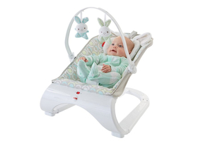 Leagan Fisher Price, Iepurasi