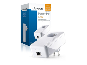Devolo D 9375 dLAN 1200+ Powerline adaptér