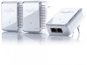 Devolo dLAN 500 Duo áramLAN Network Kit