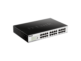 D-Link DGS-1024D 24x10/100/1000 Gigabit 24 Port Switch