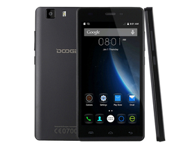 Doogee X5 Pro (Dual SIM), Black (Android)