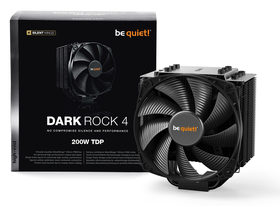 Be quiet! Dark Rock 4 chladič CPU