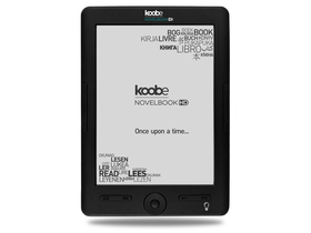 Koobe Novelbook HD Shine ebook bralnik