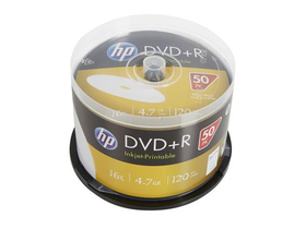 HP 4,7GB, 16x DVD+R disk