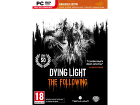Dying Light: The Following - Enhanced Edition PC játékszoftver