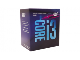 Intel S1151 Core i3-8100 3.6GHz 6MB Cache BOX CPU