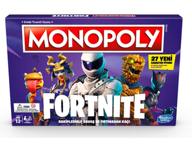 Monopoly Fortnite (HUN)