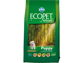 Ecopet natural puppy mini suha hrana za pse, 2,5kg