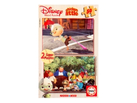 Educa Disney puzzle, 2x50 ks