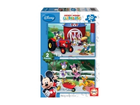 Educa Disney puzzle, 2x20 ks