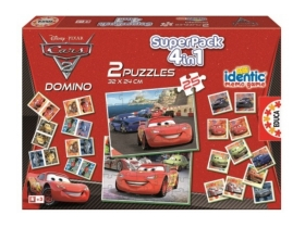 Educa Disney Cars 2 Super Pack