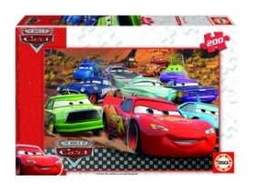 Puzzle Educa Disney Cars, 200 buc.