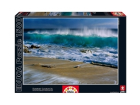 Puzzle Educa Waves, 1500 buc.