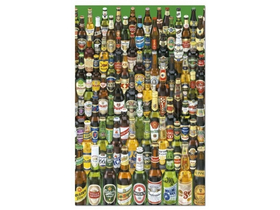 Puzzle Educa World of beer mini, 1000 buc.