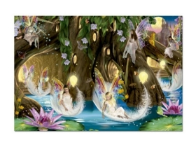 Puzzle Educa Fairies, 1000 buc.