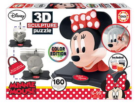 Educa Minnie egér 3D puzzle
