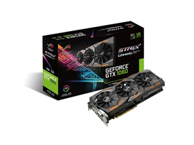 Placa video Asus nVidia Strix GTX 1060 6GB GDDR5  - STRIX-GTX1060-6G-GAMING